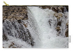 Naturally Pure Waterfall Carry-all Pouch