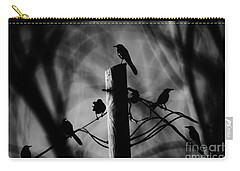Carry-all Pouch featuring the photograph Nature In The Slums by Jessica Shelton