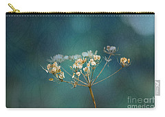 Carry-all Pouch featuring the photograph Nature Is Art by Liz  Alderdice
