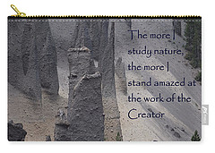Nature Study Carry-all Pouch by Sharon Elliott