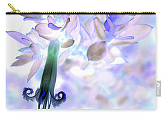 Carry-all Pouch featuring the photograph Nature's Bell by Miroslava Jurcik