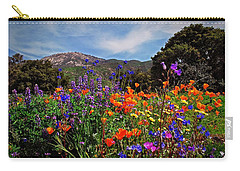 Carry-all Pouch featuring the photograph Nature's Bouquet  by Lynn Bauer