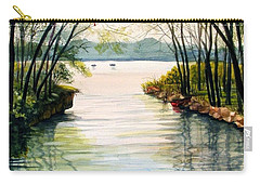 Nature's Cathedral Carry-all Pouch by Marilyn Smith