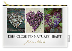 Nature's Heart Carry-all Pouch
