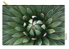 Nature's Perfect Abstract Carry-all Pouch