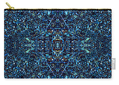 Magic Of Intricacy Carry-all Pouch