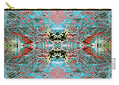 Crystallizing Energy Carry-all Pouch