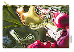 Carry-all Pouch featuring the painting Naturescape by Richard Thomas