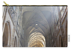 Nave Of The Cathedral Carry-all Pouch