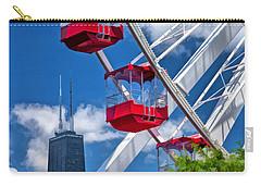 Navy Pier Ferris Wheel Carry-all Pouch