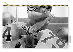 Navy Quarterback Staubach Carry-all Pouch by Underwood Archives