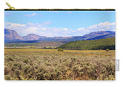 Near Chama New Mexico Carry-all Pouch