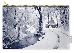 Carry-all Pouch featuring the photograph Nearly Home by Liz Leyden