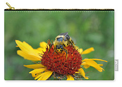 Need More Pollen Carry-all Pouch by Jim Hogg
