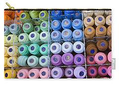 Needlework Heaven Carry-all Pouch by Liz  Alderdice