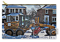Neighbourhood Snowplough Carry-all Pouch