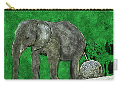 Nelly The Elephant Carry-all Pouch