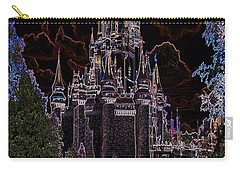 Neon Castle Carry-all Pouch
