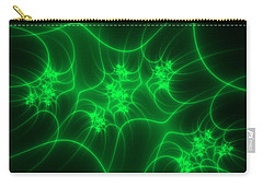 Neon Fantasy Carry-all Pouch by Gabiw Art