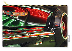 Neon Reflections Carry-all Pouch