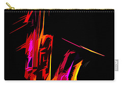 Neon Sax Carry-all Pouch