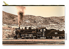 Nevada Northern Railway Carry-all Pouch