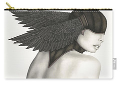 Nevermore Carry-all Pouch by Pat Erickson