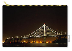 New Bay Bridge Carry-all Pouch