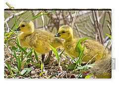 New Beginnings Carry-all Pouch by Betsy Knapp