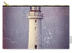 New Brighton Lighthouse Carry-all Pouch by Spikey Mouse Photography