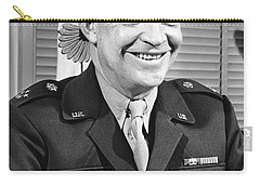 New Chief Of Staff Eisenhower Carry-all Pouch by Underwood Archives