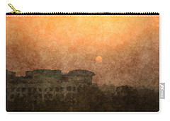 New Delhi Sunset Carry-all Pouch