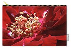 Carry-all Pouch featuring the photograph New Dream by Joy Watson