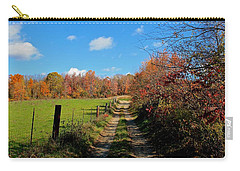 New England Farm Rota Springs Carry-all Pouch