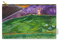 New Jerusalem Carry-all Pouch by Cassie Sears