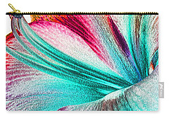 Carry-all Pouch featuring the digital art New Kid In Town by Margie Chapman