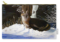 New Mexico Swift Fox Carry-all Pouch