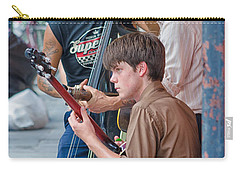 New Orleans Street Trio Carry-all Pouch