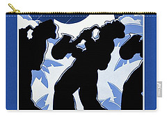 New Orleans Vintage Jazz And Heritage Festival 1980 Carry-all Pouch