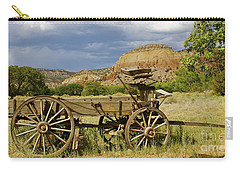 New Photographic Art Print For Sale Ghost Ranch New Mexico 13 Carry-all Pouch