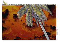 New Photographic Art Print For Sale Paradise Somewhere In The Bahamaramas Carry-all Pouch