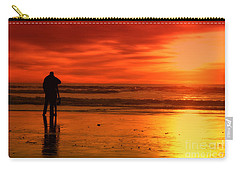 New Year's Love By Diana Sainz Carry-all Pouch