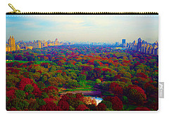 New York City Central Park South Carry-all Pouch