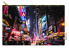 Night Time Photographs Carry-All Pouches