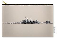New York City Skyline 15x45 2013 Carry-all Pouch
