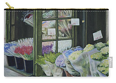 New York Flower Shop Carry-all Pouch