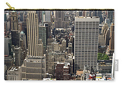 New York Midtown Skyscrapers Carry-all Pouch