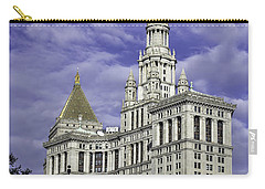 New York Municipal Building Carry-all Pouch