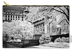 New York Public Library Ir Carry-all Pouch