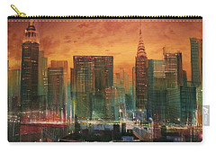 City Scene Carry-all Pouches